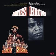 LP - James Brown - Black Caesar