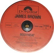 LP - James Brown - Bodyheat
