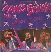 LP - James Brown - Bring It On