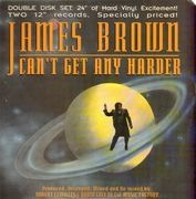 2 x 12inch Vinyl Single - James Brown - Can't Get Any Harder