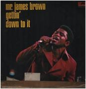 LP - James Brown & Dee Felice Trio - Gettin' Down To It