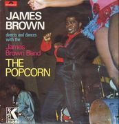 LP - James Brown Directs And Dances With The The James Brown Band - The Popcorn