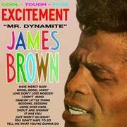 LP - James Brown - Excitement - HQ-Vinyl