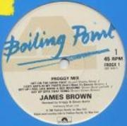 12inch Vinyl Single - James Brown - Froggy Mix