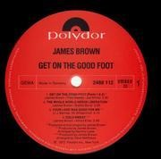 Double LP - James Brown - Get On The Good Foot - !!! only rec 1 !!!