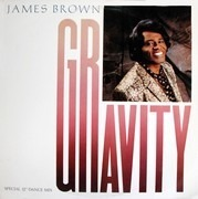 12inch Vinyl Single - James Brown - Gravity