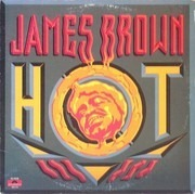 LP - James Brown - Hot
