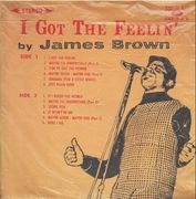 LP - James Brown - I Got The Feelin' - Original Taiwan. Orange Vinyl