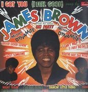 LP - James Brown - I Got You (I Feel Good) - still sealed, 180g edition