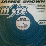 12inch Vinyl Single - James Brown - It's A Man's Man's Man's World
