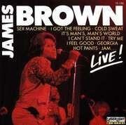 CD - James Brown - James Brown -Live-