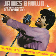 LP - James Brown - Live And Low - Down At The Apollo, Vol. 1