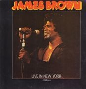 Double LP - James Brown - Live In New York - Gatefold Sleeve