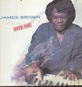 LP - James Brown - Love Over-Due