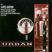 12inch Vinyl Single - James Brown - Payback (Final Mixdown)