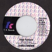 7inch Vinyl Single - James Brown - Rapp Payback (Where Iz Moses)