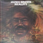LP - James Brown - Reality - still sealed