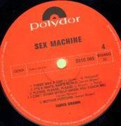 Double LP - James Brown - Sex Machine