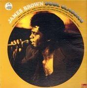 LP - James Brown - Soul Classics