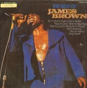 LP - James Brown - The Best Of