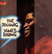 LP - James Brown - The Dynamic - german original