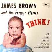 LP - James Brown & The Famous Flames - Think! - still sealed