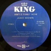 LP - James Brown & The James Brown Band - Ain't It Funky