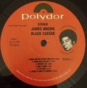 LP - James Brown - Black Caesar - Still Sealed