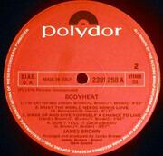 LP - James Brown - Bodyheat