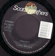 7inch Vinyl Single - James Brown - Gravity