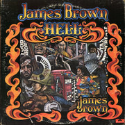 Double LP - James Brown - Hell - Gatefold
