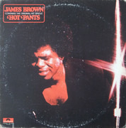 LP - James Brown - Hot Pants