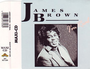CD - James Brown - I'm Real