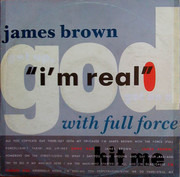 12inch Vinyl Single - James Brown - I'm Real