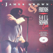 LP - James Brown - Soul Session Live