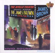 LP - James Brown - Live At The Apollo
