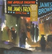 LP - James Brown - Live At The Apollo - HQ-Vinyl