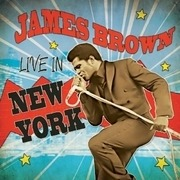 LP - James Brown - Live In New York