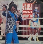 7inch Vinyl Single - James Brown - Living In America