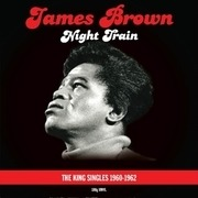 Double LP - James Brown - Night Train - HQ-Pressing