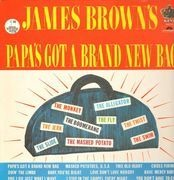 LP - James Brown - Papa's Got A Brand New Bag
