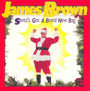 CD - James Brown - Santa's Got A Brand New Bag