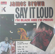 LP - James Brown - Say It Loud - I'm Black And I'm Proud