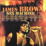 CD - James Brown - Sex Machine