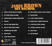 CD - James Brown - Sex Machine