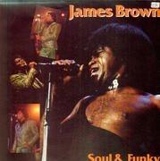 LP - James Brown - Soul & Funky