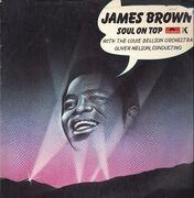LP - James Brown - Soul On Top