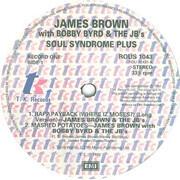 Double LP - James Brown - Soul Syndrome