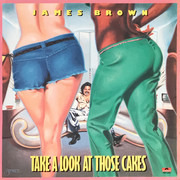 LP - James Brown - Take A Look At Those Cakes - SRC