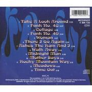 CD - James Gang Featuring Joe Walsh - A Retrospective